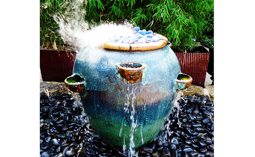 An Unequaled FountainDesign By Artisan- Phil Bashaw