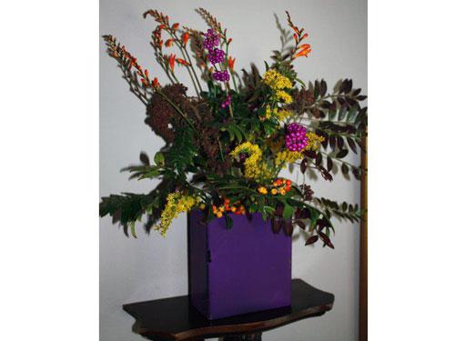 Floral Arrangement By- Rick Lee